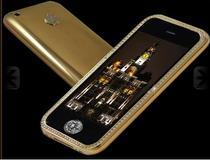 iPhone 3GS Supreme cu aur si diamante