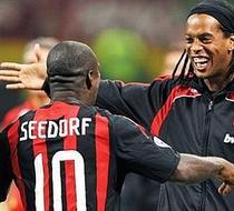 Ronaldinho si Seedorf
