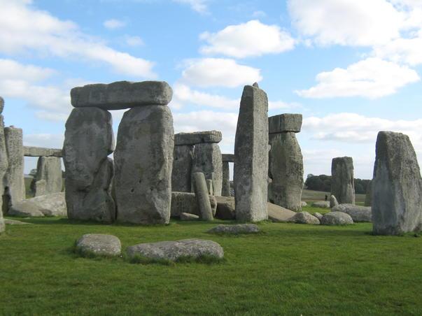 Stonehenge, Anglia