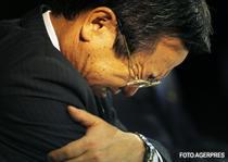 Toyota, cu ochii in lacrimia