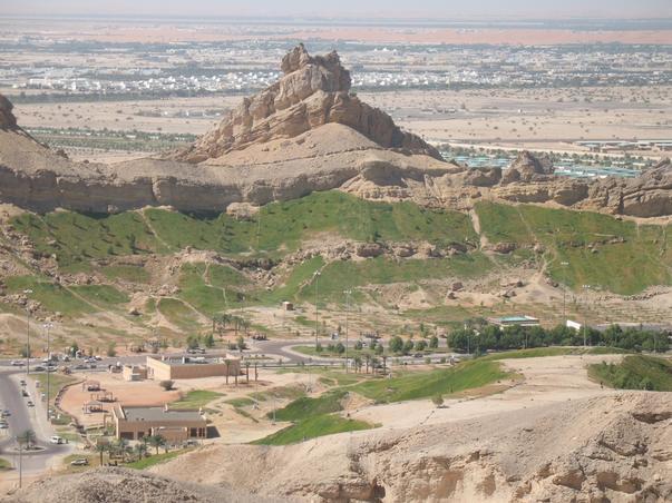 Jebel Hafeet (2)