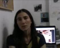 Yoani Sanchez a primit numeroase premii in Europa si SUA