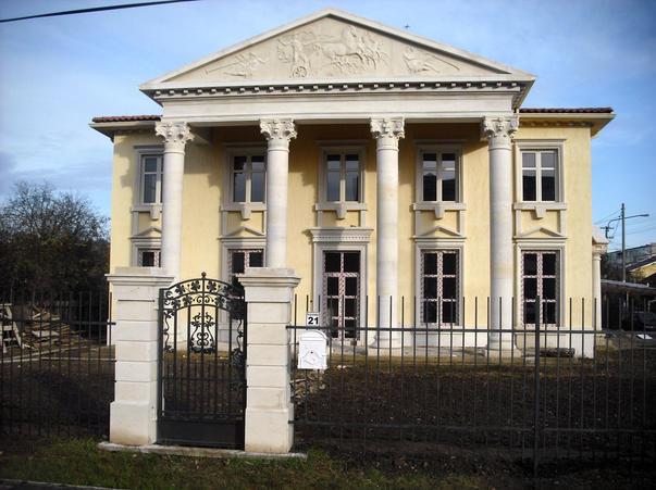 vila patricianului rroman