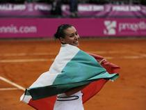 Pennetta aduce victoria Italiei