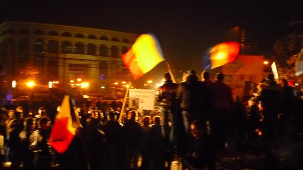 Proteste in Piata Universitatii (3)