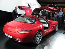 Mercedes SLS AMG, 570 CP