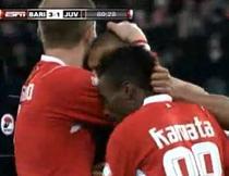 Bari, victorie mare cu Juventus