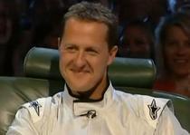 Schumacher, tot mai aproape de Mercedes