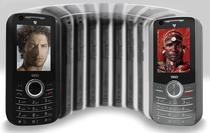 Telefon dual-sim cu doua fete WND