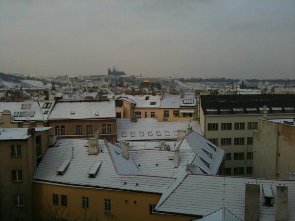 Praga caput rei publicae
