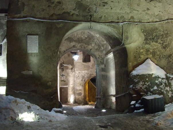 Poarta de sub Turnul cu Ceas