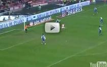 Saviola, gol decisiv contra lui FC Porto
