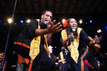 Fotogalerie: Harlem Gospel Choir la Sala Palatului