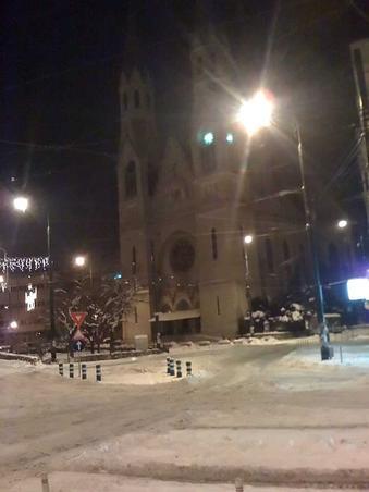 Timisoara, luni 21 dec 2009