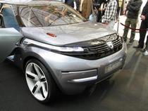 Dacia Duster, unul dintre cele mai interesante concepte din 2009
