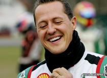 Schumacher, bucuros ca alearga in F1