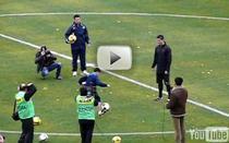 Cristiano Ronaldo, in dificultate la Tashkent