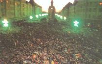 Demonstrații la Timișoara, decembrie 1989