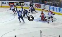 Gest incalificabil in NHL