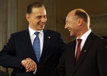 Dezbatere finala Basescu-Geoana