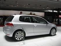 VW Golf VI s-a lansat in 2008
