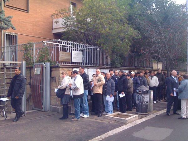 Al doilea tur de scrutin la Consulatul Roman din Roma la ora 08.30