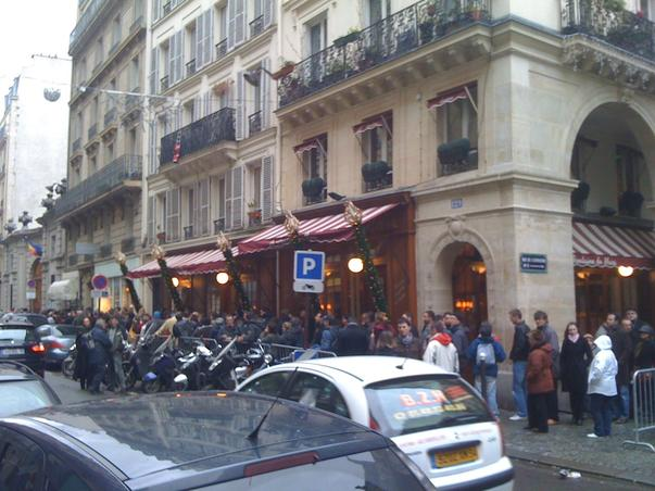 Votare la Paris