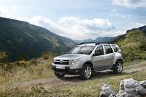 Fotogalerie: Dacia Duster