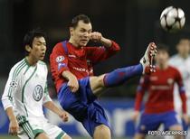 Ignashevich (CSKA Moscova), depistat pozitiv