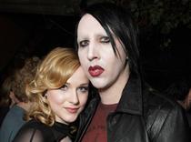 Marilyn Manson si Evan Rachel Wood