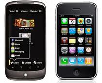 Nexus One vs. iPhone 3GS