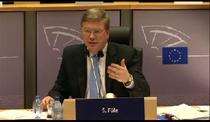 Stefan Fule audiat in PE