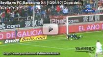 Barcelona, eliminata din Cupa Spaniei