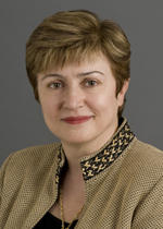 Kristalina Georgieva, noua propunere de comisar bulgar