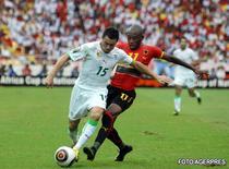Non-combat in Algeria-Angola