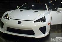 LFA de la Lexus