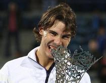 Rafael Nadal castiga turneul de la Abu Dhabi