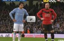 Carlos Tevez, decisiv in meciul cu United