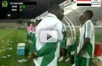Victorie la penalty-uri pentru Nigeria