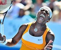 Serena isi apara titlul la Australian Open