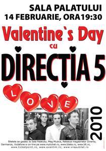 afis Directia 5
