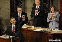 Primul discurs depre Starea Natiunii al lui Barack Obama