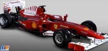 F10, noul monopost Ferrari