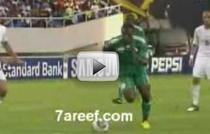 Nigeria, locul trei la CAN