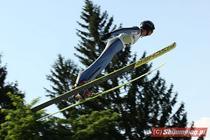 Kozma, locul 53 la CM juniori de sarituri cu schiurile