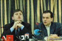 Crin Antonescu si Ludovic Orban