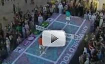 Federer si Nadal au plutit la Doha