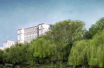 Proiectul de parc la Palatul Parlamentului