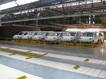 Ford a inceput toamna trecuta productia la Craiova