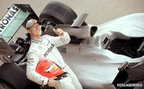 Schumacher, al saptelea timp in calificari la Bahrain
